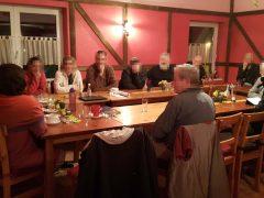 Zusammenkunft der Penzliner Runde