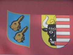 Historische Wappen der Stadt Penzlin