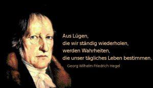 Zitat Hegel